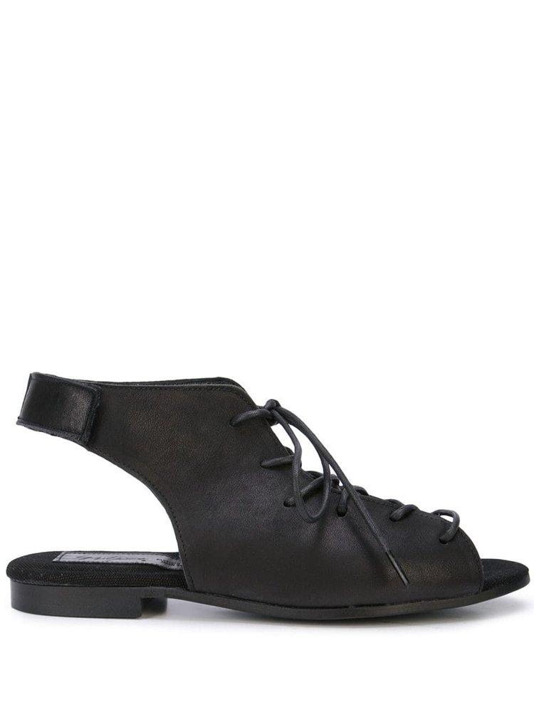 Yohji Yamamoto Lace Up Sandal