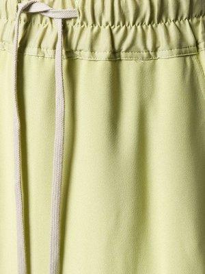 Rick Owens Side Slit Dirt Skirt