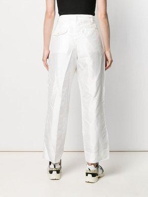 COMME des GARÇONS Front Gash Trousers