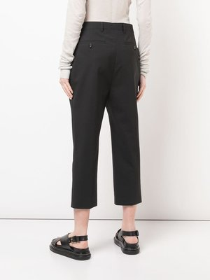 Rick Owens Easy Astaire Trousers