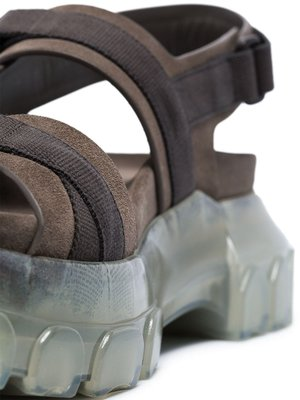 Rick Owens Tractor Sandals 45