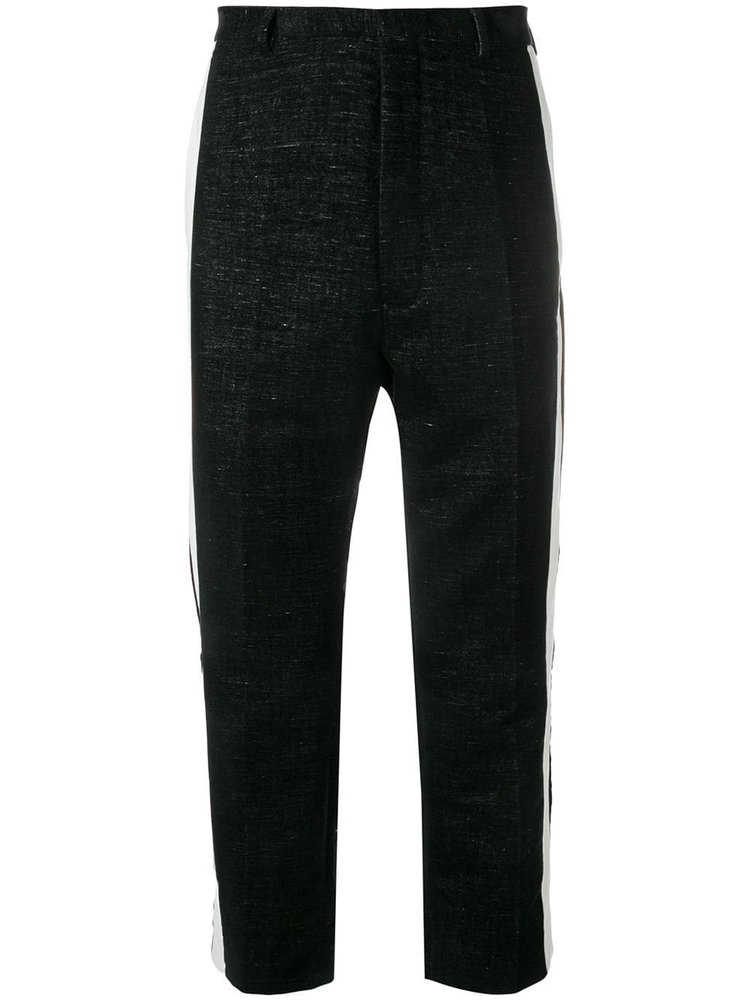 Rick Owens Slim Cropped Astaires
