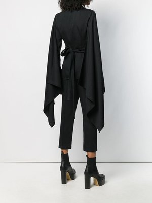 Rick Owens Mercury Wrap Around Jacket