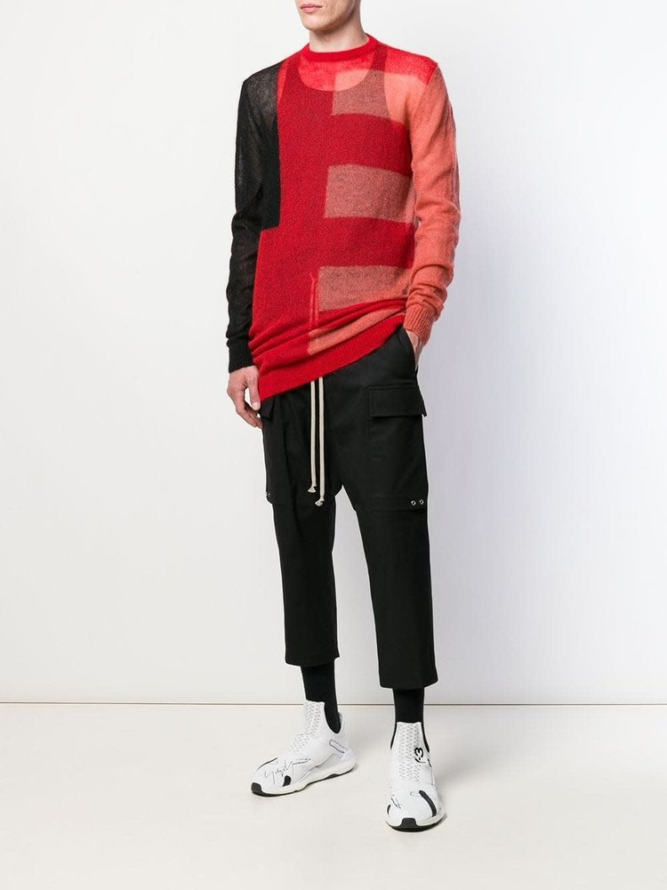 Rick Owens Oversized Sweater