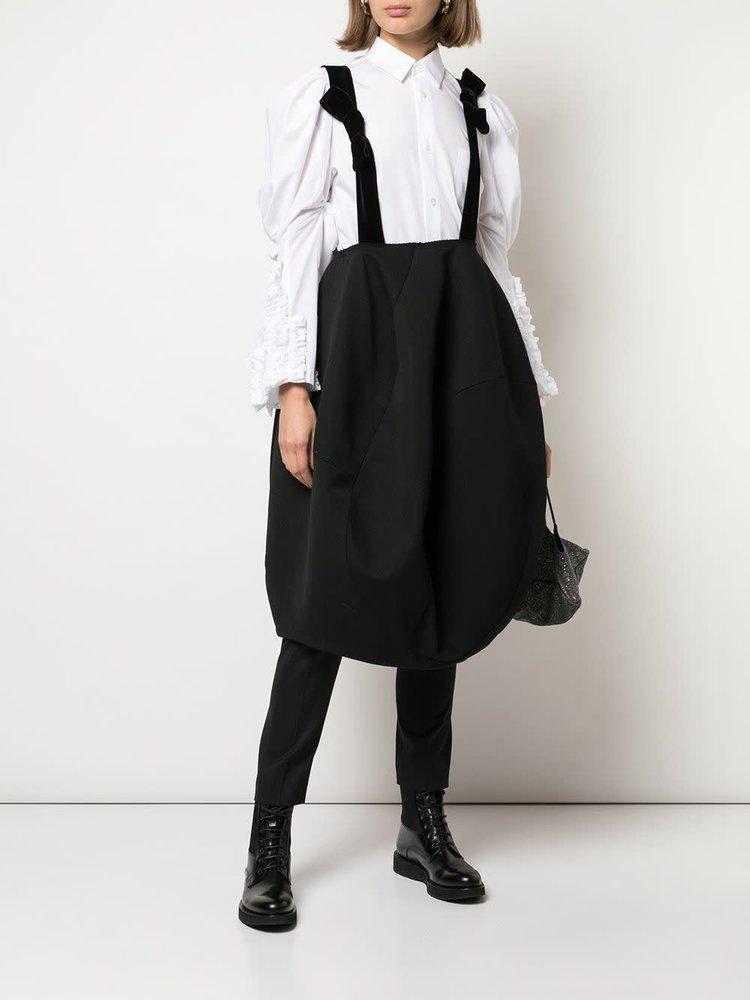 COMME des GARÇONS Bubble Suspender Skirt