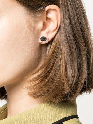Vivienne Westwood May Belle Snail Earrings