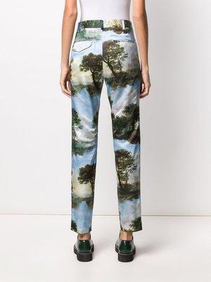 COMME des GARÇONS Landscape Trousers