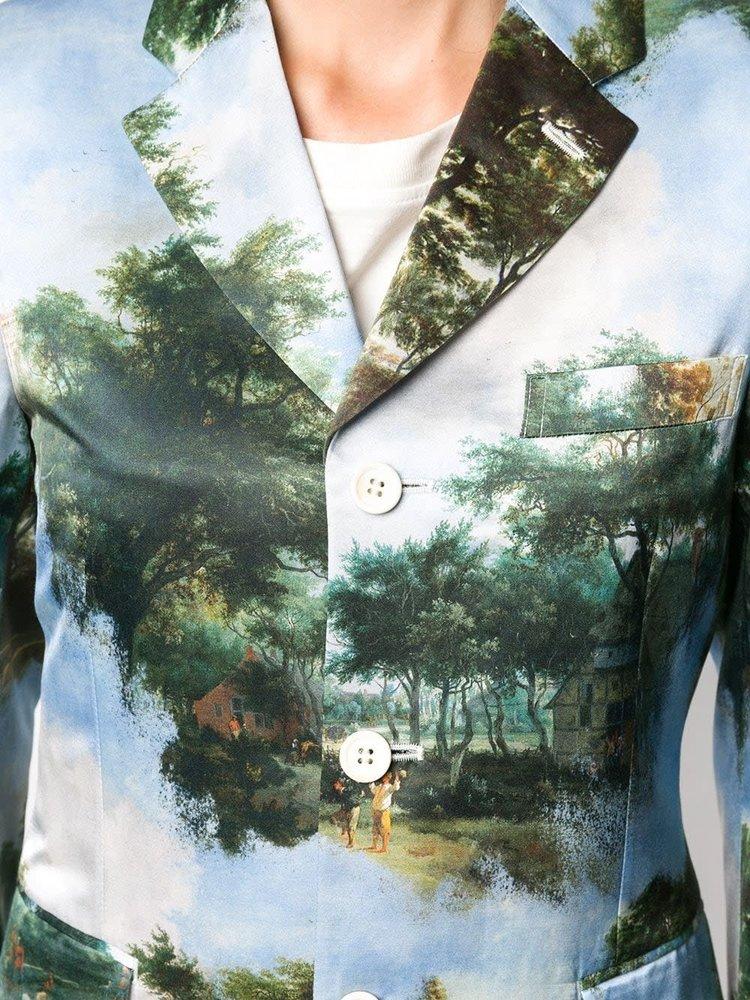 COMME des GARÇONS Landscape Coat