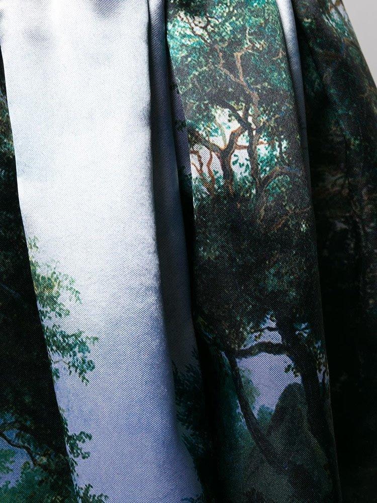 COMME des GARÇONS Landscape Skirt