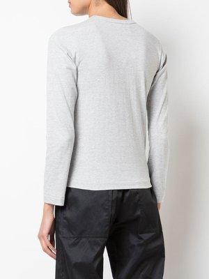 COMME des GARÇONS PLAY Printed Long Sleeve T-Shirt