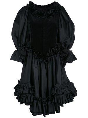 COMME des GARÇONS Ruffled Dress
