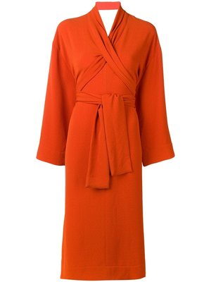 Henrik Vibskov Collect Wrap Dress