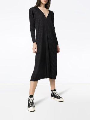 PLEATS PLEASE ISSEY MIYAKE Midi Dress