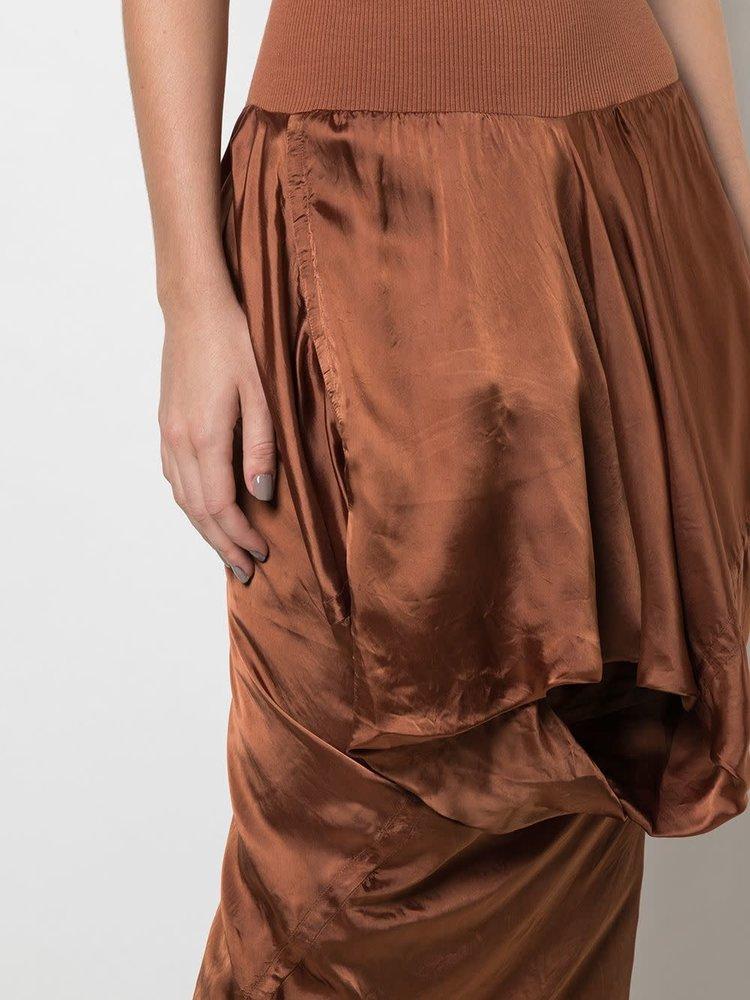 Rick Owens Boner Buds Skirt