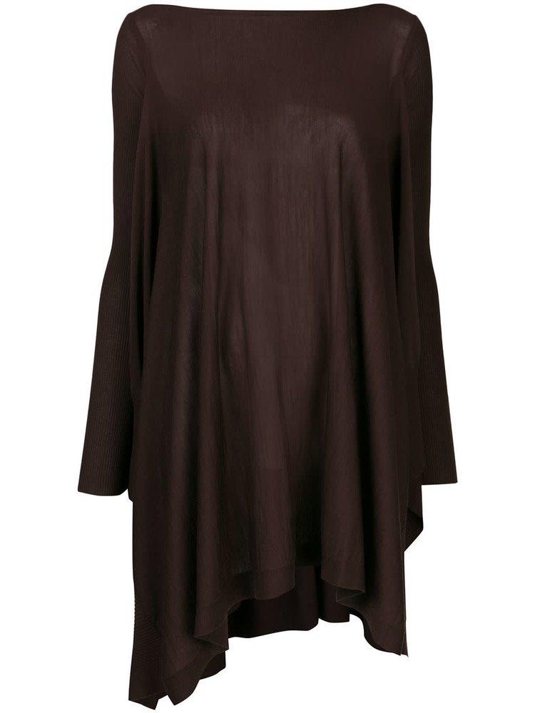 Rick Owens Poncho Shirt