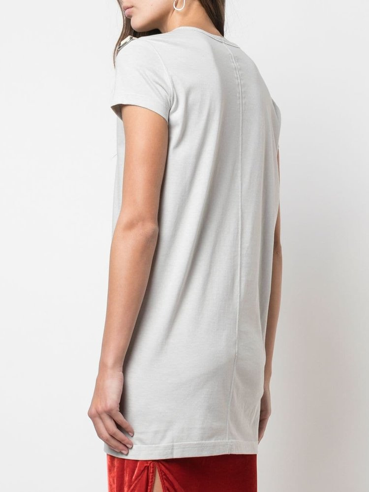 Rick Owens Shoulder Strap Long T-Shirt