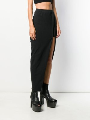 Rick Owens Stem Skirt
