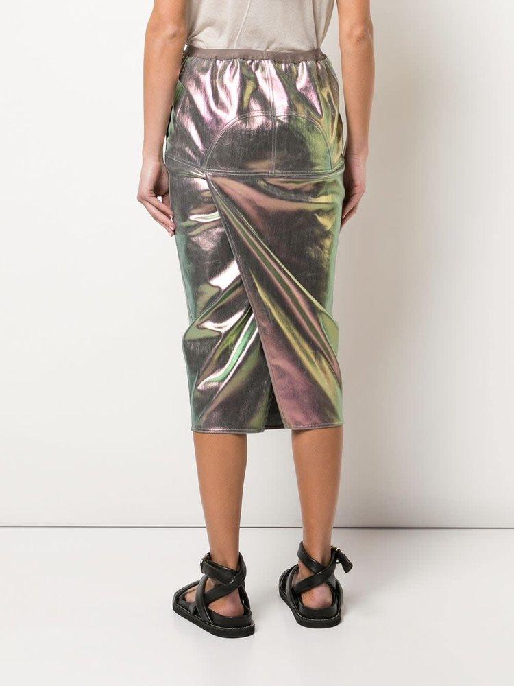 Rick Owens Soft Pillar Skirt