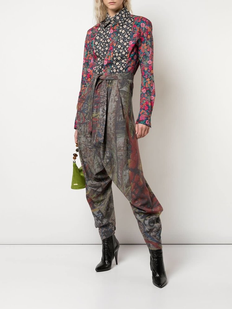 Vivienne Westwood Nepal High Waisted Trousers