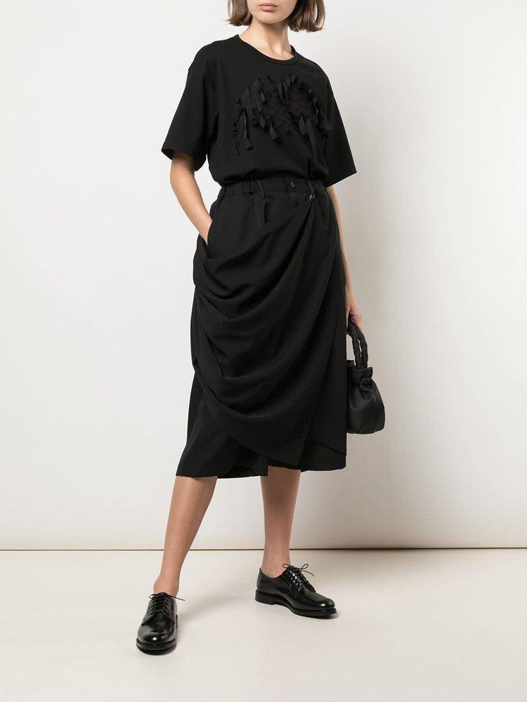 Yohji Yamamoto Drape Skirt Pants