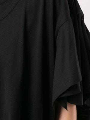 Yohji Yamamoto Triple Collar Tee