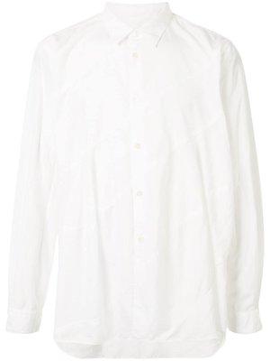 COMME des GARÇONS HOMME PLUS Diagonal Panelled Shirt