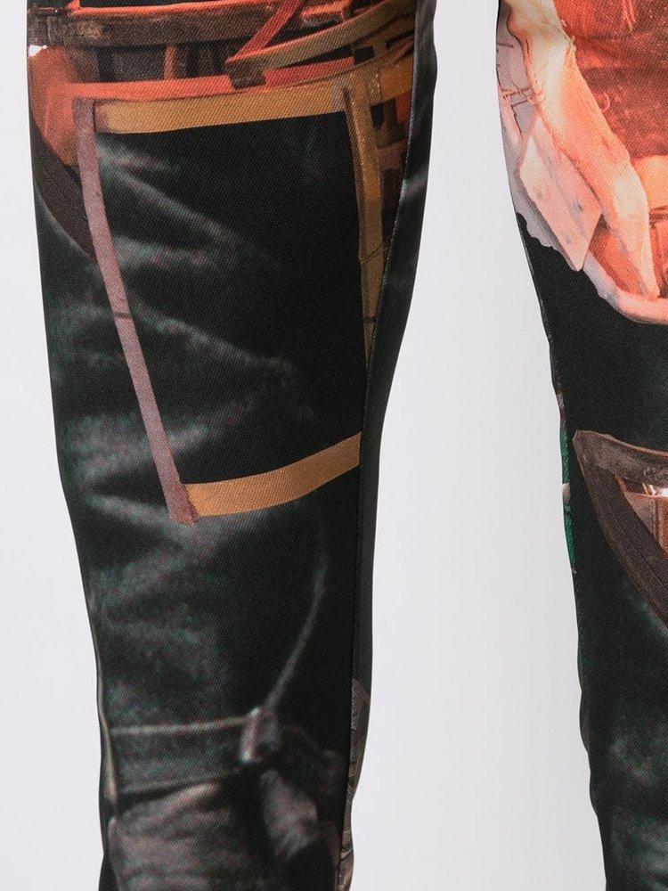 COMME des GARÇONS HOMME PLUS Pattern B Leggings