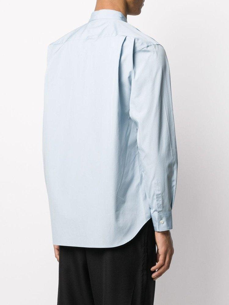 COMME des GARÇONS SHIRT Sky Color Block Shirt