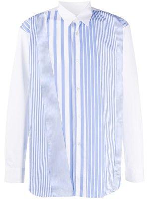 COMME des GARÇONS SHIRT Long Sleeve Striped Shirt