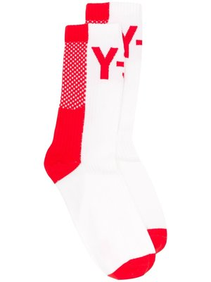 Y-3 Color Block Sock