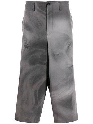 Yohji Yamamoto Spider Woman Pants