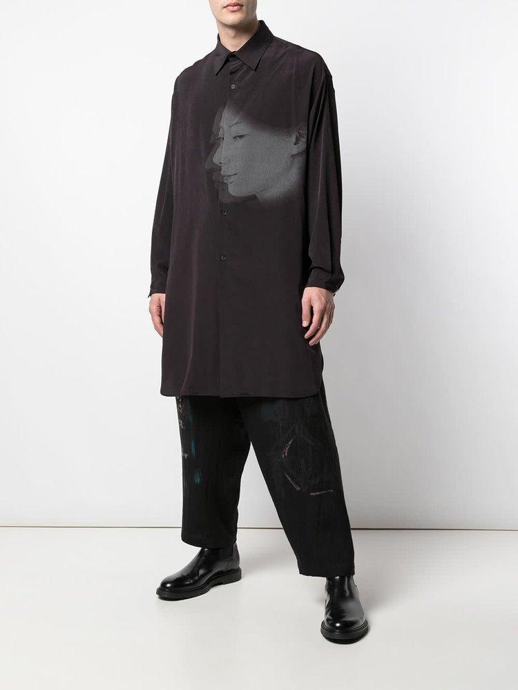 Yohji Yamamoto Sayonaraba Shirt