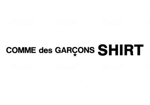 COMME des GARÇONS SHIRT