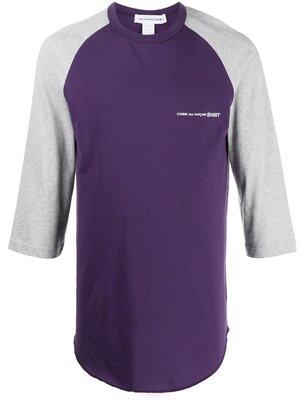 COMME des GARÇONS SHIRT Baseball Shirt