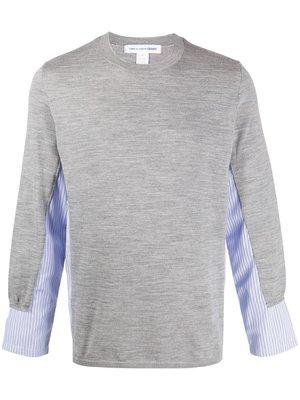 COMME des GARÇONS SHIRT Pullover Shirt Sweater