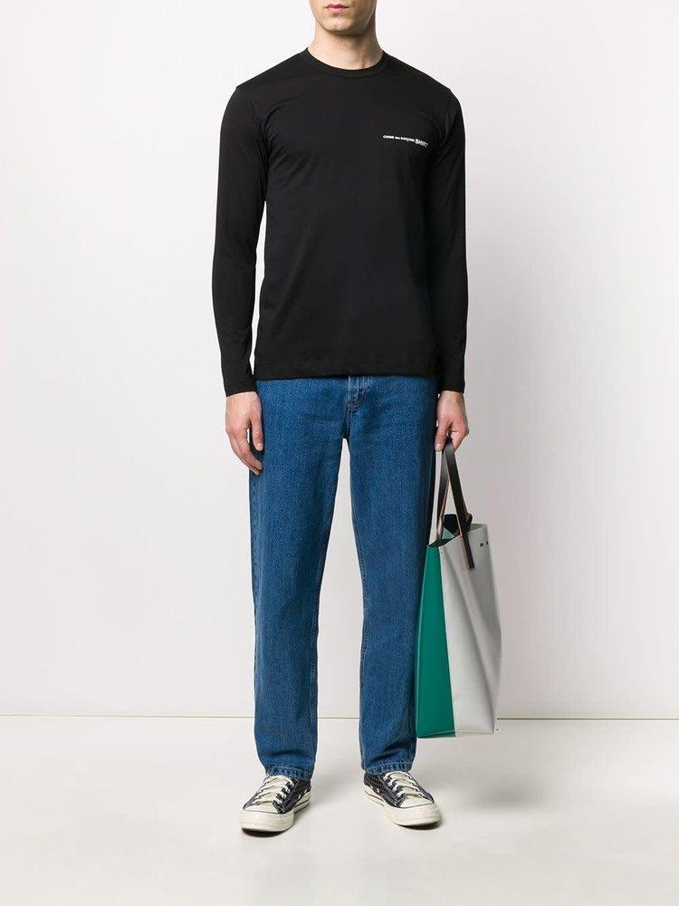 COMME des GARÇONS SHIRT Long Sleeve Shirt