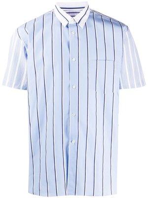 COMME des GARÇONS SHIRT Mixed Stripe Shirt