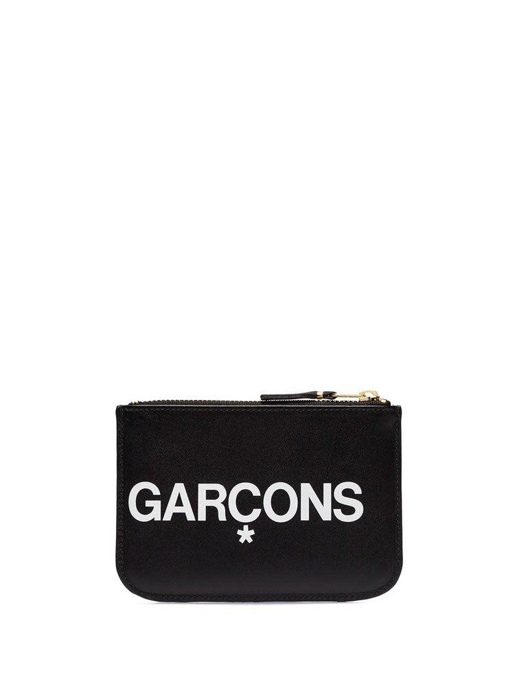 COMME des GARÇONS Wallets Big Logo Pouch
