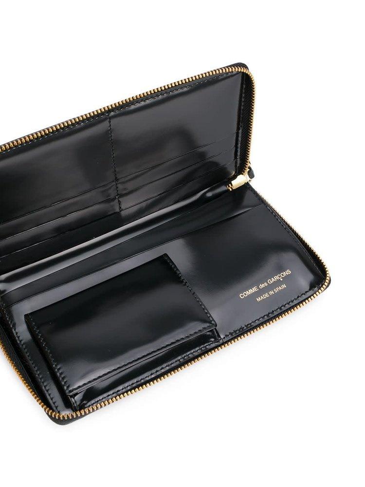 COMME des GARÇONS Wallets Dots Embossed Pocketbook