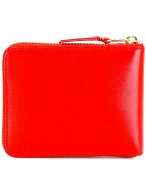 COMME des GARÇONS Wallets Leather Zip  Wallet
