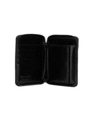 COMME des GARÇONS WALLET Leather Zip Wallet