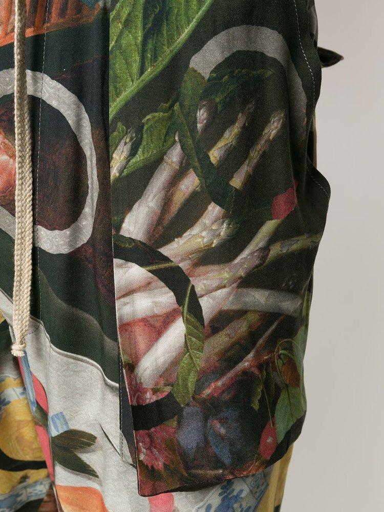 Vivienne Westwood Fruit Print Shorts