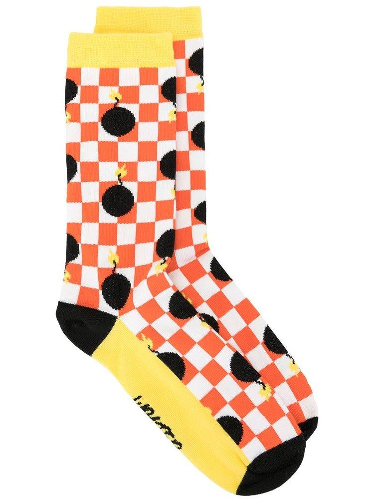 Walter Van Beirendonck Bomb Socks