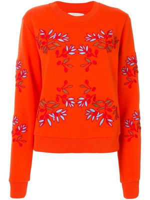 Henrik Vibskov Embroidered Sweater