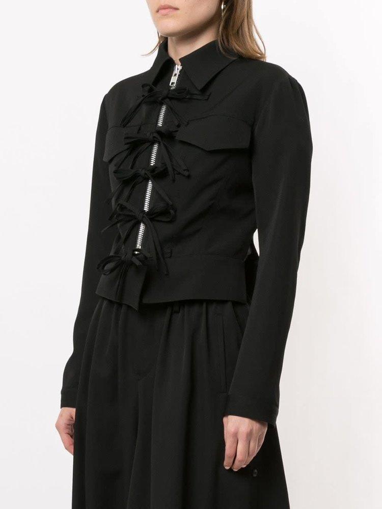 Yohji Yamamoto Buddha Short Jacket