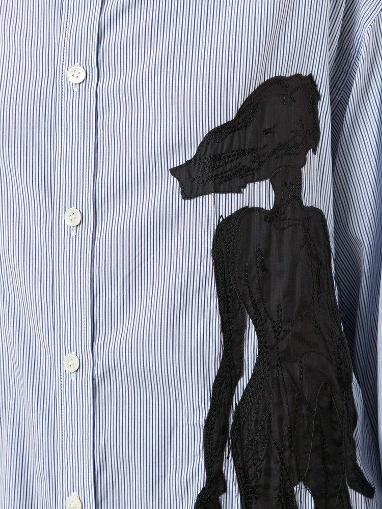 Yohji Yamamoto Homme Long Shirt