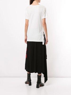 Yohji Yamamoto String Detail T-Shirt