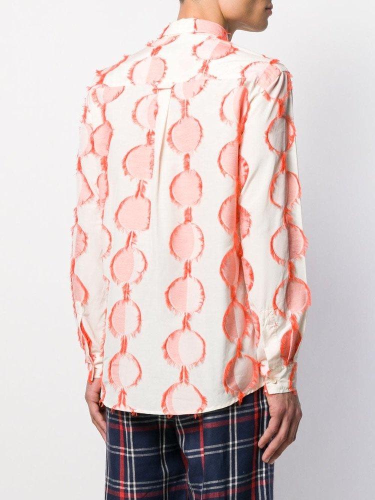 Henrik Vibskov Glue Fringe Shirt