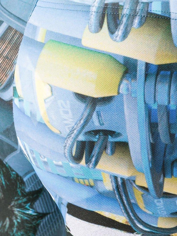 COMME des GARÇONS HOMME PLUS Pattern C Leggings