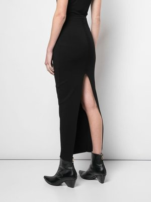 Rick Owens Larry Knit Skirt